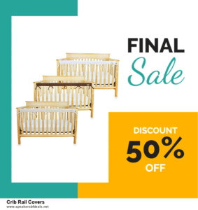 10 Best After Christmas Deals  Crib Rail Covers Deals | 40% OFF