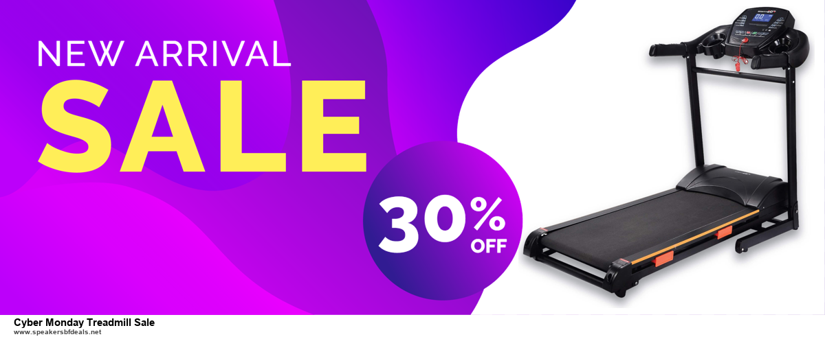 6 Best Cyber Monday Treadmill Sale Black Friday 2020 and Cyber Monday Deals | Huge Discount