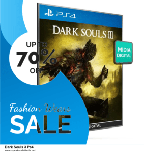 Top 5 Black Friday 2020 and Cyber Monday Dark Souls 3 Ps4 Deals [Grab Now]
