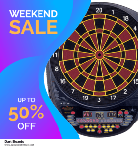 9 Best After Christmas Deals Dart Boards Deals 2020 [Up to 40% OFF]