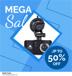 7 Best Dash Cam After Christmas Deals [Up to 30% Discount]
