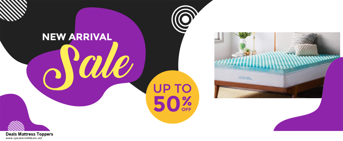 13 Best Black Friday and Cyber Monday 2020 Deals Mattress Toppers Deals [Up to 50% OFF]