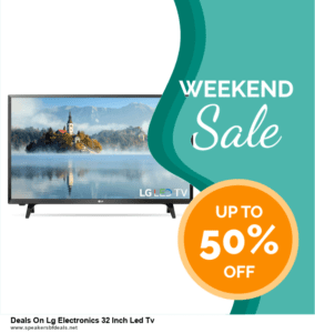 Top 11 Black Friday and Cyber Monday Deals On Lg Electronics 32 Inch Led Tv 2020 Deals Massive Discount