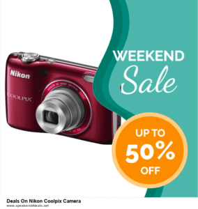 9 Best Deals On Nikon Coolpix Camera After Christmas Deals Sales