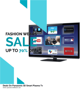 7 Best Deals On Panasonic 3D Smart Plasma Tv After Christmas Deals [Up to 30% Discount]
