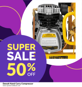 9 Best After Christmas Deals Dewalt Hand Carry Compressor Deals 2020 [Up to 40% OFF]