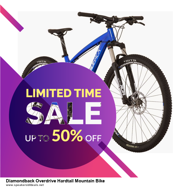 13 Best Black Friday and Cyber Monday 2020 Diamondback Overdrive Hardtail Mountain Bike Deals [Up to 50% OFF]