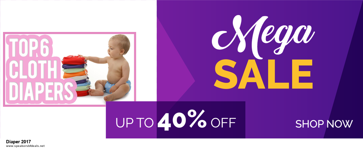 Top 10 Diaper 2017 Black Friday 2020 and Cyber Monday Deals