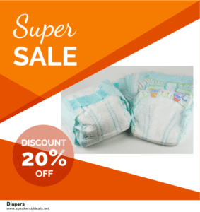 9 Best After Christmas Deals Diapers Deals 2020 [Up to 40% OFF]
