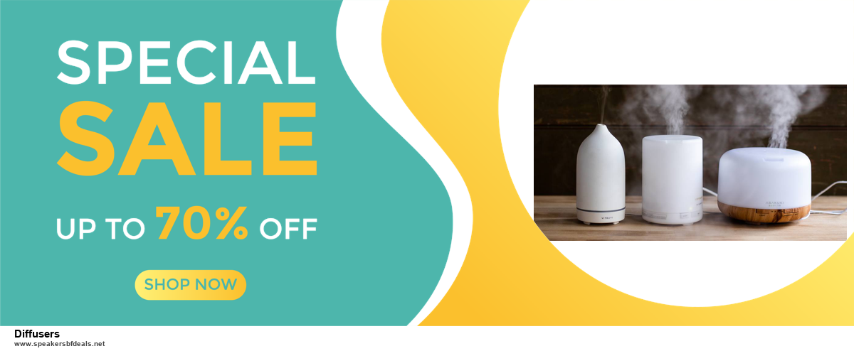 Top 5 Black Friday 2020 and Cyber Monday Diffusers Deals [Grab Now]