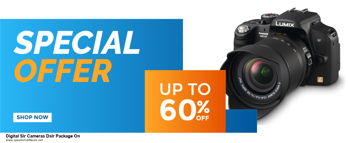 List of 6 Digital Slr Cameras Dslr Package On Black Friday 2020 and Cyber MondayDeals [Extra 50% Discount]