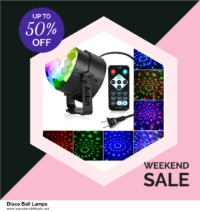 9 Best After Christmas Deals Disco Ball Lamps Deals 2020 [Up to 40% OFF]
