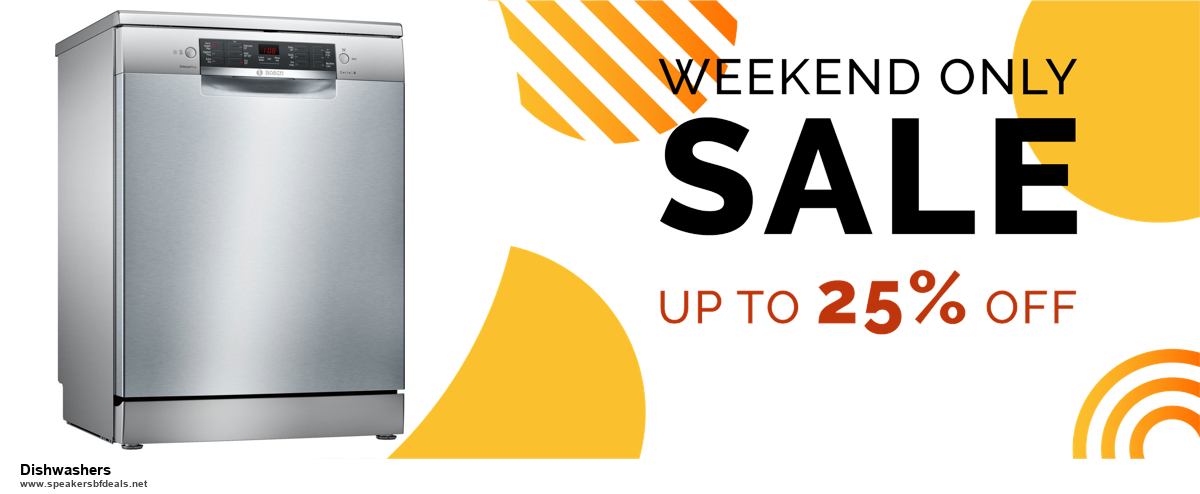 Top 5 Black Friday and Cyber Monday Dishwashers Deals 2020 Buy Now