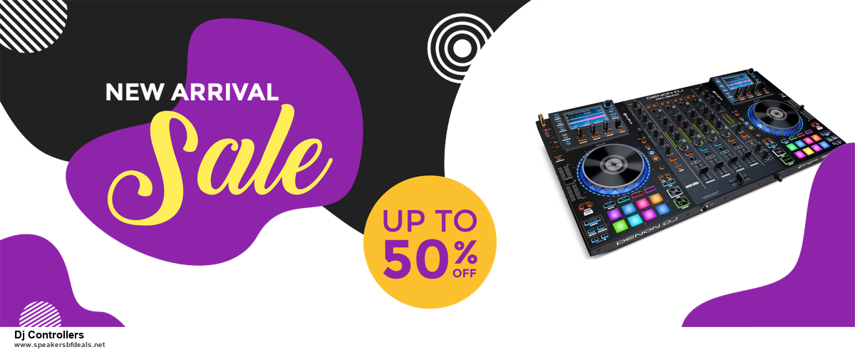 Top 11 Black Friday and Cyber Monday Dj Controllers 2020 Deals Massive Discount