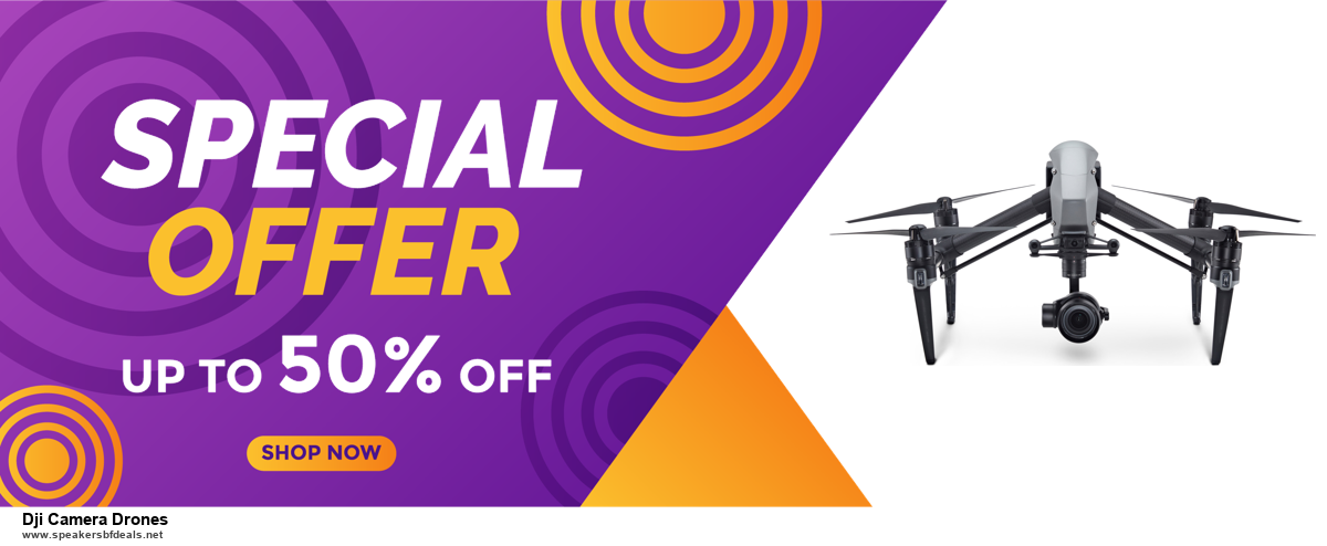 10 Best Black Friday 2020 and Cyber Monday Dji Camera Drones Deals | 40% OFF