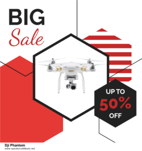 Top 5 Black Friday 2020 and Cyber Monday Dji Phantom Deals [Grab Now]