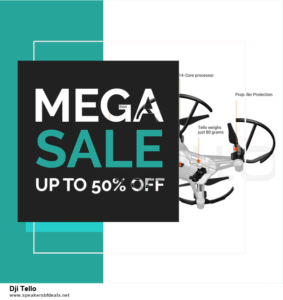 Top 11 Black Friday and Cyber Monday Dji Tello 2020 Deals Massive Discount