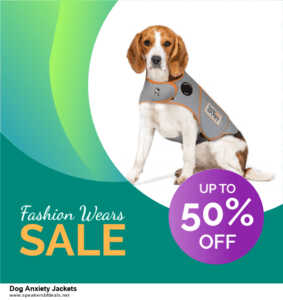 10 Best After Christmas Deals  Dog Anxiety Jackets Deals | 40% OFF