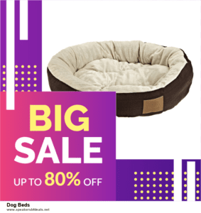 9 Best Dog Beds Black Friday 2020 and Cyber Monday Deals Sales