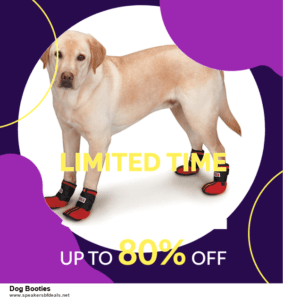List of 6 Dog Booties After Christmas DealsDeals [Extra 50% Discount]