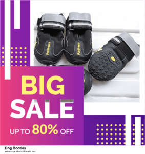 List of 6 Dog Booties Black Friday 2020 and Cyber MondayDeals [Extra 50% Discount]