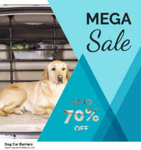 Grab 10 Best Black Friday and Cyber Monday Dog Car Barriers Deals & Sales