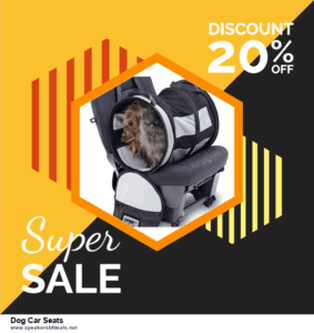 9 Best Dog Car Seats Black Friday 2020 and Cyber Monday Deals Sales