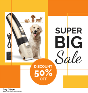 9 Best After Christmas Deals Dog Clipper Deals 2020 [Up to 40% OFF]