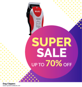 6 Best Dog Clippers Black Friday 2020 and Cyber Monday Deals | Huge Discount