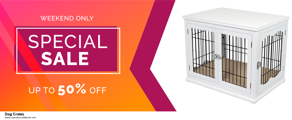 13 Best Black Friday and Cyber Monday 2020 Dog Crates Deals [Up to 50% OFF]