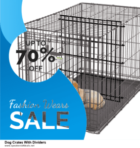 Grab 10 Best After Christmas Deals Dog Crates With Dividers Deals & Sales