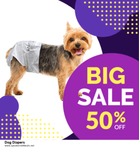 13 Exclusive Black Friday and Cyber Monday Dog Diapers Deals 2020