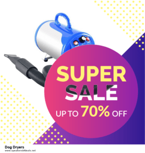 7 Best Dog Dryers After Christmas Deals [Up to 30% Discount]