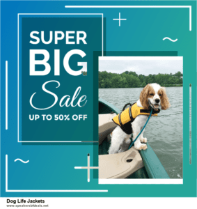 9 Best Dog Life Jackets After Christmas Deals Sales