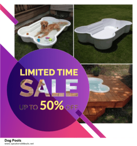 Top 5 Black Friday 2020 and Cyber Monday Dog Pools Deals [Grab Now]