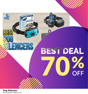 10 Best Black Friday 2020 and Cyber Monday  Dog Silencers Deals | 40% OFF