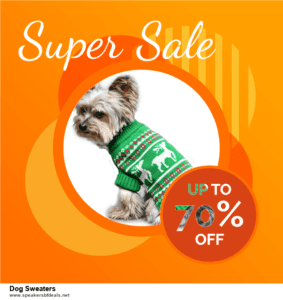 Top 5 After Christmas Deals Dog Sweaters Deals 2020 Buy Now