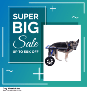 9 Best After Christmas Deals Dog Wheelchairs Deals 2020 [Up to 40% OFF]