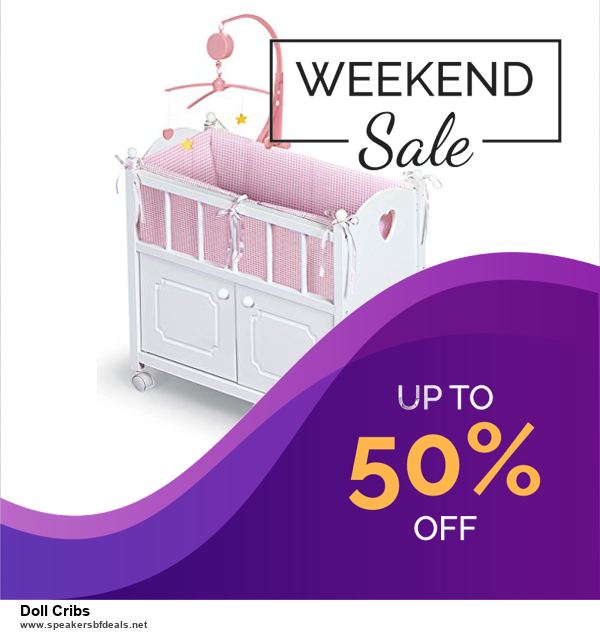 13 Best Black Friday and Cyber Monday 2020 Doll Cribs Deals [Up to 50% OFF]