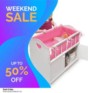 13 Best After Christmas Deals 2020 Doll Cribs Deals [Up to 50% OFF]