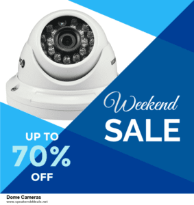 Top 5 After Christmas Deals Dome Cameras Deals [Grab Now]