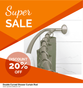 Grab 10 Best After Christmas Deals Double Curved Shower Curtain Rod Deals & Sales