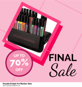 13 Best After Christmas Deals 2020 Double Ended Art Marker Sets Deals [Up to 50% OFF]