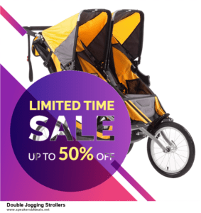 Top 10 Double Jogging Strollers After Christmas Deals