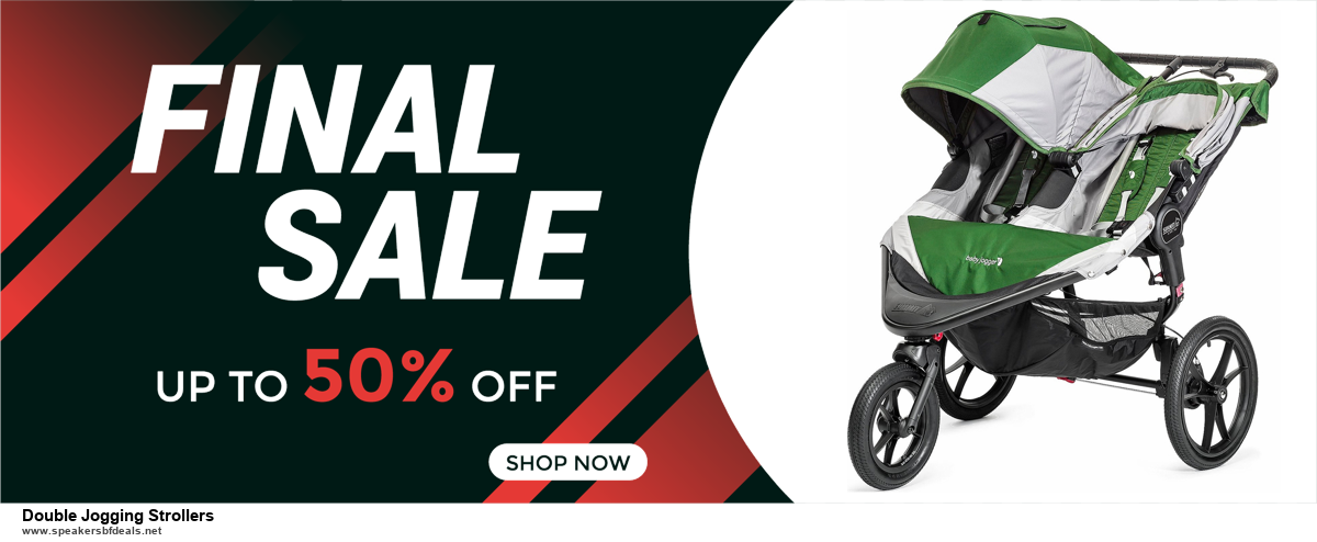 Top 10 Double Jogging Strollers Black Friday 2020 and Cyber Monday Deals