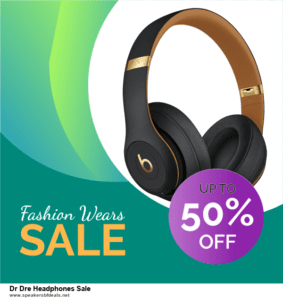 Top 5 Black Friday 2020 and Cyber Monday Dr Dre Headphones Sale Deals [Grab Now]