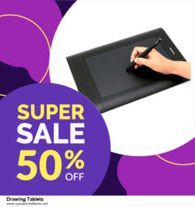 Top 10 Drawing Tablets After Christmas Deals