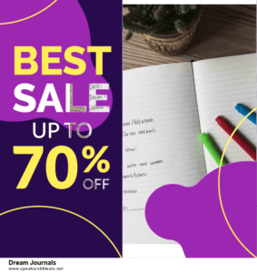 Top 5 After Christmas Deals Dream Journals Deals [Grab Now]