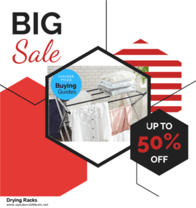 List of 6 Drying Racks Black Friday 2020 and Cyber MondayDeals [Extra 50% Discount]