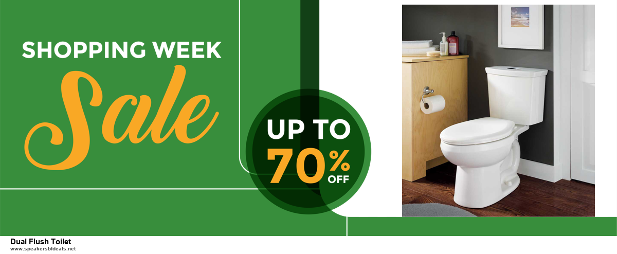 Grab 10 Best Black Friday and Cyber Monday Dual Flush Toilet Deals & Sales